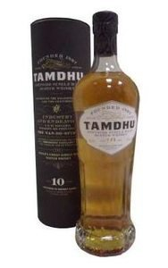 Tamdhu Single Malt Scotch Whisky 10 Year Old 40% Vol 70Cl