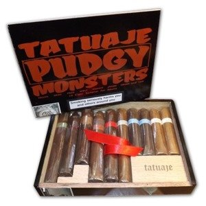 Tatuaje Pudgy Monsters - Sampler of 10 cigars