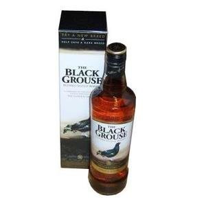 The Black Grouse Whisky (70cl 40%)