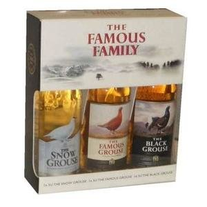 The Famous Family Giftset (3x5cl)
