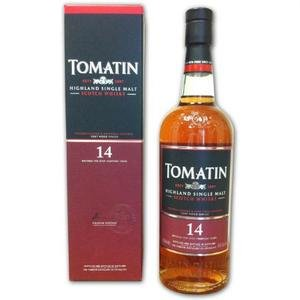 Tomatin 14 years old Port Finish (70cl 46%)