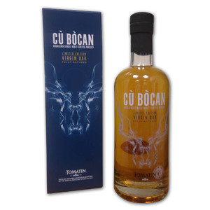 Tomatin Cu Bocan Virgin Oak Edition (70cl 46%)