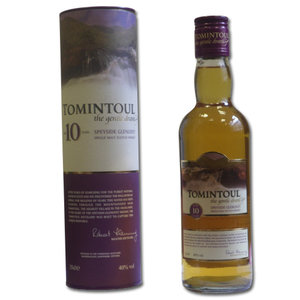 Tomintoul 10 years - 35cl 40%