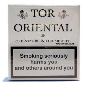 Tor Oriental - 1 Pack of 20 cigarettes