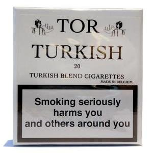 Tor Turkish - 1 Pack of 20 cigarettes