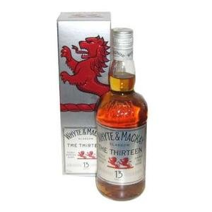 Whyte & Mackay The Thirteen Blended Whisky (70cl 40%)