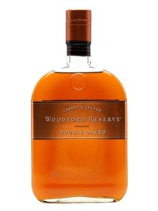 Woodford Reserve Double Oaked Bourbon Whiskey (43.2% 70cl)