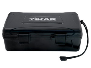 XIKAR 10 Cigar Travel Waterproof Humidor (code 210XI)