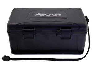XIKAR 15 Cigar Travel Waterproof Humidor (code 215XI)